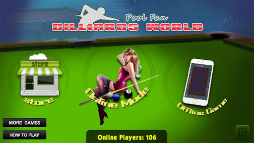 Pool Billiards King 3D