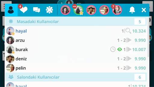 101 Yu00fczbir Okey screenshots 3