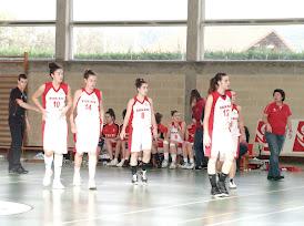 Campeonato de Euskadi Junior Femenino 2010. Zamudio