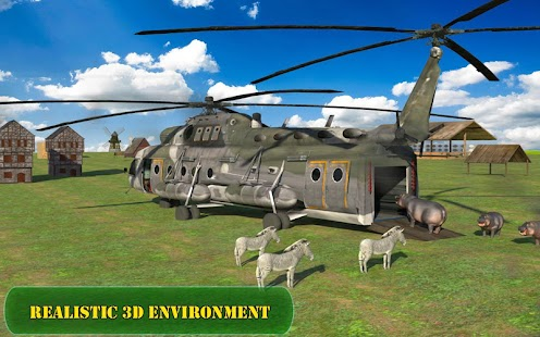 Animal-Transporter-Helicopter 10