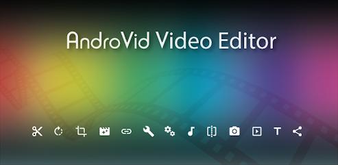 دانلود برنامه AndroVid Pro Video Editor