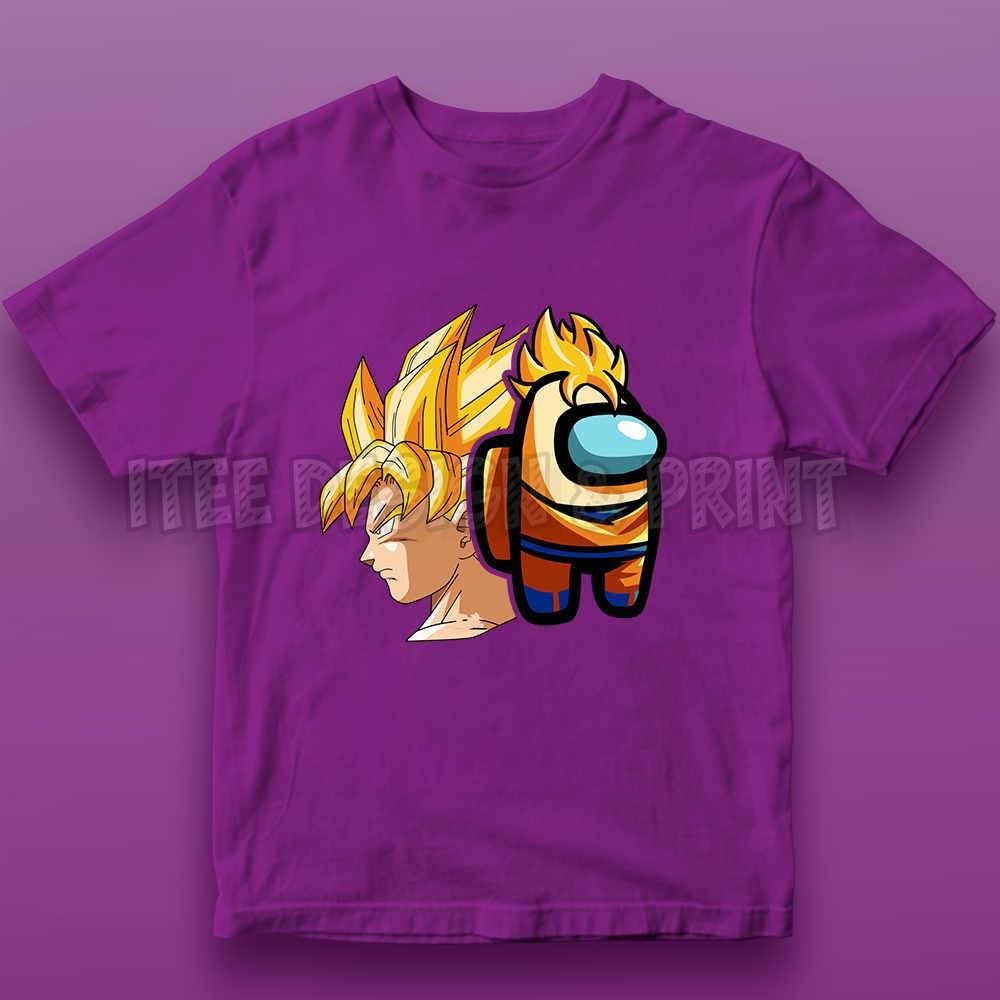 Son Goku Dragon Ball Among Us Impostor 18
