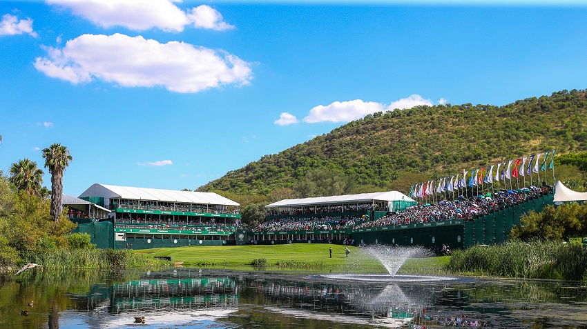 SA Open moves from Gauteng to Sun City's Gary Player Country Club