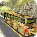 Army Bus Simulator 2020: Bus Driving Games icon