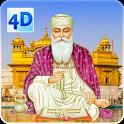 10 Sikh Gurus Live Wallpaper icon