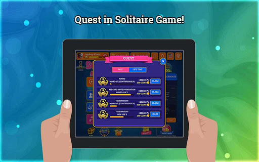 Solitaire Online - Free Multiplayer Card Game 4.8 screenshots 12