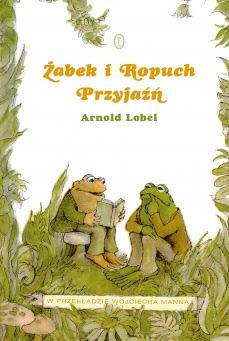 Żabek i Ropuch. Przyjaźń