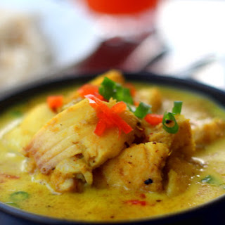 Fish Curry Without Oil Recipes.