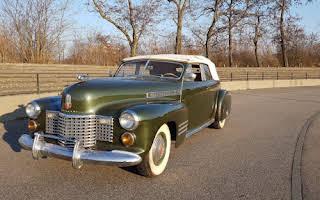 Cadillac Série 62 Rent Grand Est