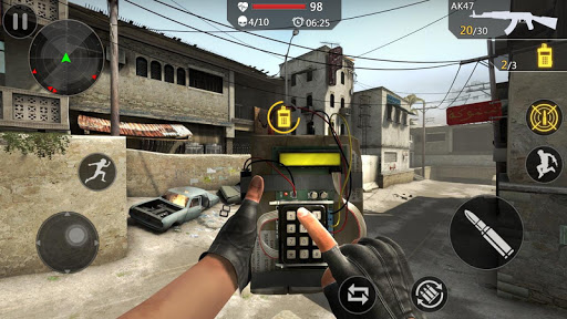 Fury Strike : Anti-Terrorism Shooter screenshots apkspray 2