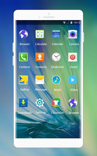 Theme for  Galaxy A3 HD 2.0.50 screenshots 2