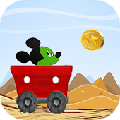 Mickey Trolley Coins