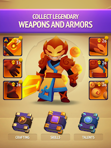 Nonstop Knight 2 MOD APK [Unlimited Mana] 9