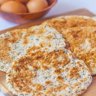 3 Ingredient Paleo Flatbread Recipe
