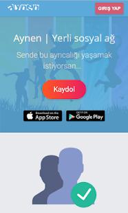 Aynen - náhled