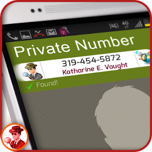 Private Number Identifier: Pro- screenshot thumbnail