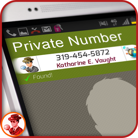 Private Number Identifier: Pro Screenshot