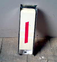 """Photo: Homemade """"RF Armor"""" for Nanostation fashioned out of a piece of metal 2x6"""" stud."""