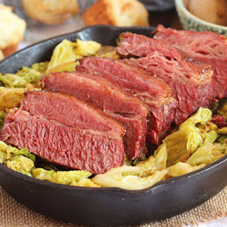 The Very Best Corned Beef and Cabbage.