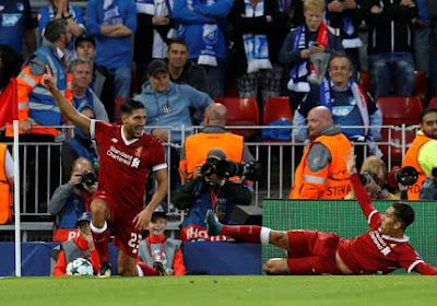 Liverpool explose Hoffenheim, le Sporting Portugal se charge du Steaua Bucarest