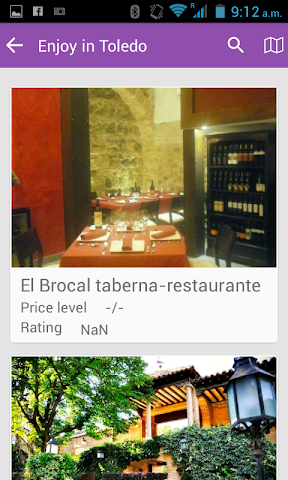 android Toledo City Screenshot 5
