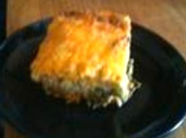 Ham Veggie Cheese Strata Recipe