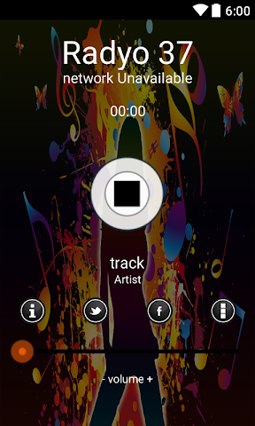 android Radyo 37 Screenshot 1