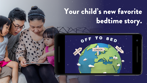 Download Off to Bed - The bedtime story app for kids 2+ MOD APK 1