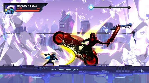 Cyber Fighters: Death of the Legend Shadow Hunter filehippodl screenshot 6