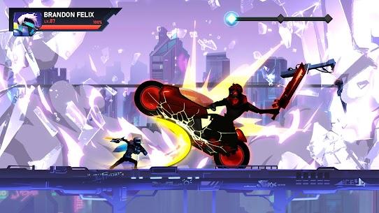 Cyber Fighters: Legends Of Shadow Battle For PC Windows 10 & Mac 6