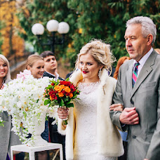 Wedding photographer Irina Kraynova (Photo-kiss). Photo of 12.10.2016