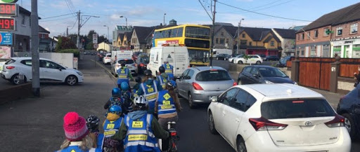 'Cycle Buses' across Ireland to end school year with protest urging action in short term