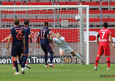 Un joueur du Bayer Leverkusen devient le plus jeune buteur de l'histoire de la Bundesliga !