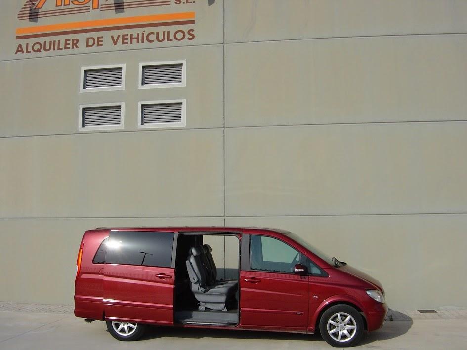 Vehiculos de aquiler en Zaragoza, Huesca, Teruel y Salou