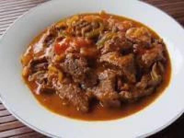Goulash Soup (gulaschsuppe) Recipe