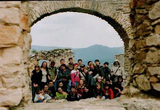Photo: Spiski Hrad, 05.2004 r. kl. 2b