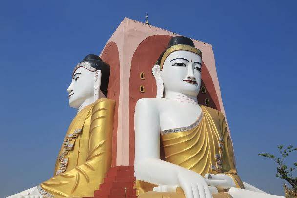 Kyaikpun Buddha