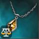 結束のネックレス
