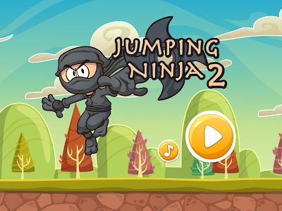 JUMPING NINJA 2 screenshot 9