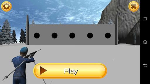 Biathlon Sport Simulator 3D