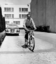 Photo: Robert Walker on MGM Lot 1944