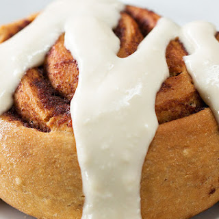 Healthier Homemade Cinnamon Rolls Recipe