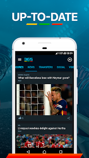 365Scores - Live Sports Score, News & Highlights- screenshot thumbnail