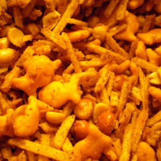 Mexican Pick Up Sticks Snack Mix Recipe