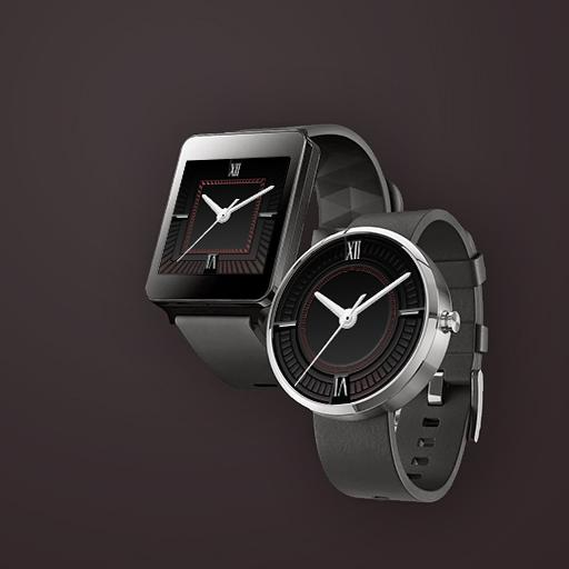 Blackie Watchface