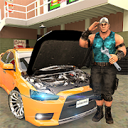 Game Wrestler Car Mechanic Garage: Auto Repair Shop APK for Kindle