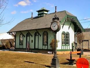 Park Ridge NJ Train Station