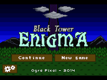 Black Tower Enigma Screenshot