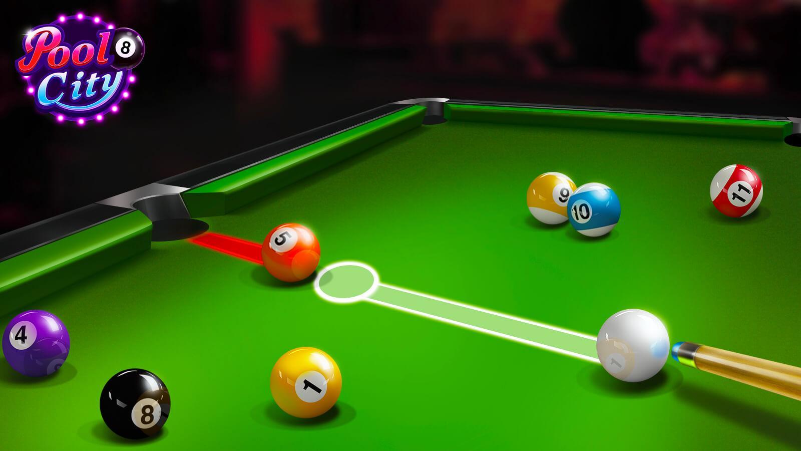Billiards City- screenshot