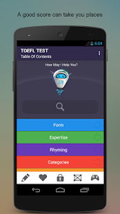 Prep Guide for TOEFL IELTS GRE- screenshot thumbnail